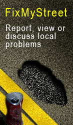 FixMyStreet - report, view or discuss