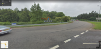 S3356 - Roundabout sign light failed