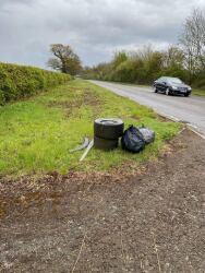 Rubbish, 3rd May