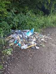 Fly tipping, 22nd June