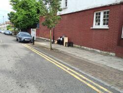 Dumped furniture, 24th July